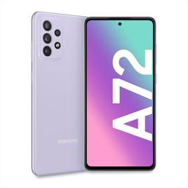Samsung - Galaxy A72 - Awesome Violet