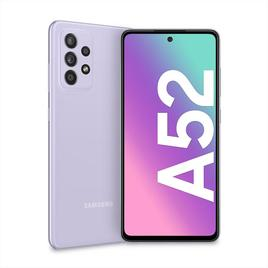 Samsung - Galaxy A52 - Awesome Violet